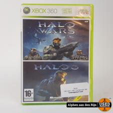 Halo wars / halo 3 bundel xbox 360