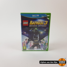 LEGO batman 3 Wii U