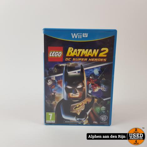 LEGO Batman 2 Wii U
