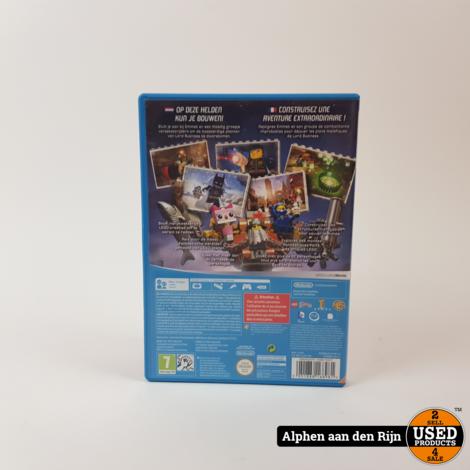 LEGO the movie Wii U