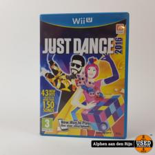 Just dance 2016 Wii U