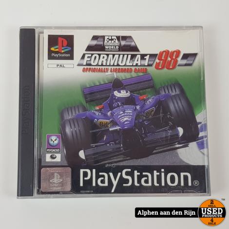 Formula 1 98 Ps1