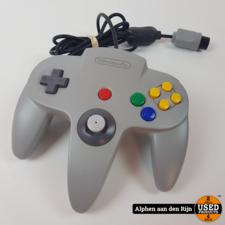 Nintendo 64 controller (met een GOED pookje)