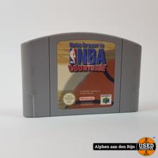 NBA courtside N64