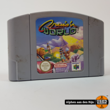 Cruis'n World N64