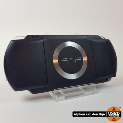 Playstation portable PSP 1004 + lader + fifa 06