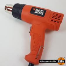 Black & Decker kx1650 verfbrander