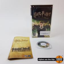 Harry potter en de orde of de fenix PSP