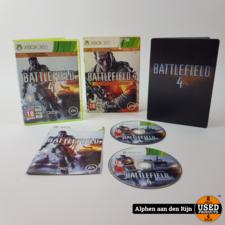 Battlefield 4 Deluxe edition xbox 360