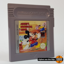 Mickey's dangerous chase gb