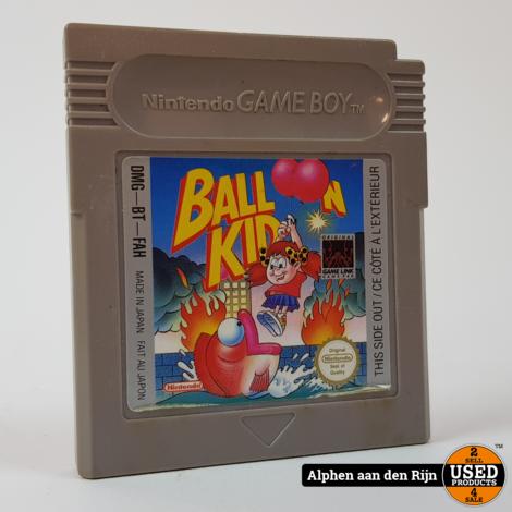 Ball kid gb