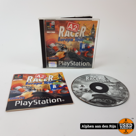 A2 racer ps1
