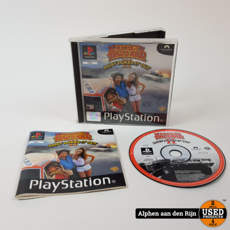 Dukes of hazzard 2 ps1