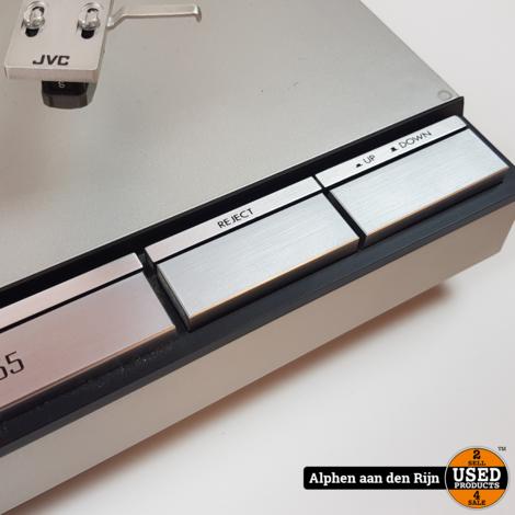 JVC L-A55 Platenspeler + handleiding