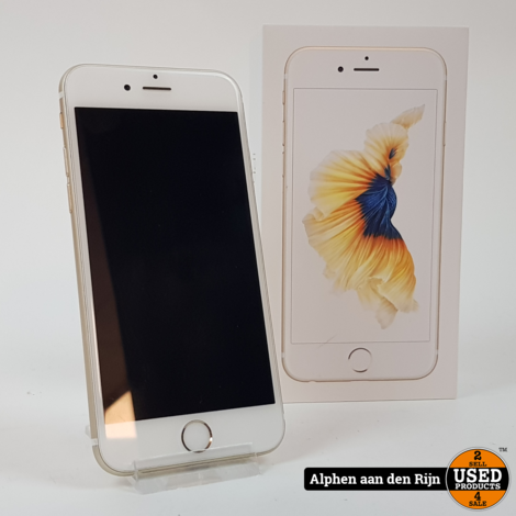 Apple iPhone 6s 16gb Gold 80%