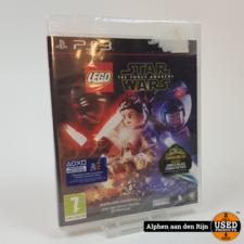 Lego star wars The force awekens ps3 NIEUW