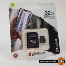 Kingston 32GB Micro SD kaart