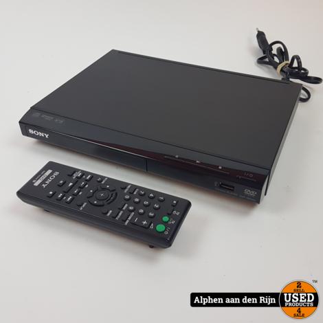 Sony dvp-sr360 dvd speler met AB