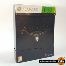 Arcania Gothic 4 Collectors edition xbox 360