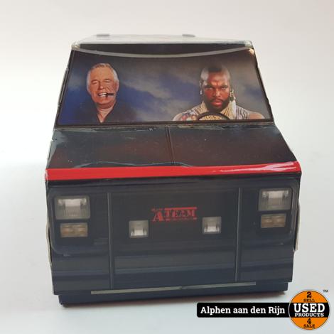 A-Team DVD box Seizoen 1 t/m 4