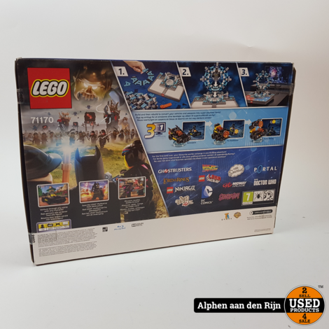Lego dimensions Starter pack ps3 compleet