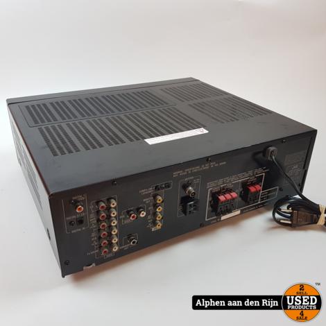 JVC RX-5020R receiver