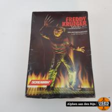Freddy Krueger 1/4 scale bouwpakket || €39.99