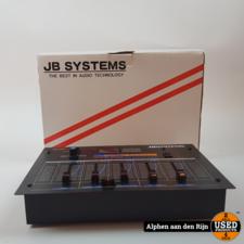JB Systems Pro 16x mengpaneel