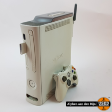xbox 360 20GB + wifi adapter + play and charge kit