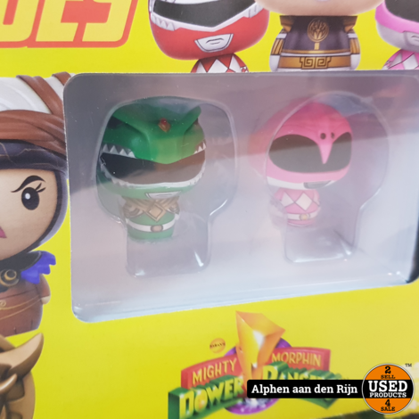 Funko Pint Size Heroes Power Rangers CDU 24