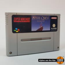 Mystic quest Legend super Nintendo
