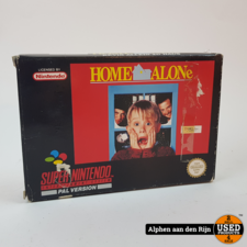 Home alone SNES compleet