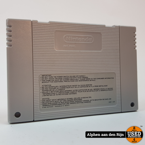 Midway Greatest hits SNES