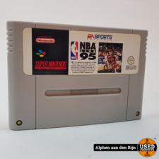 NBA live 95 SNES