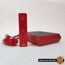 Nintendo Wii mini rood + controller