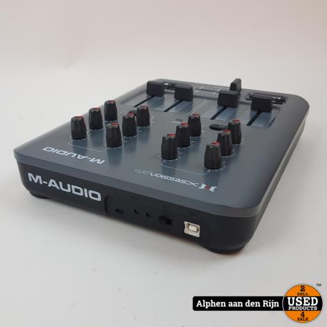 M-audio X session pro mixer