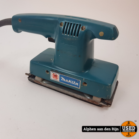Makita 9035sb schuurmachine
