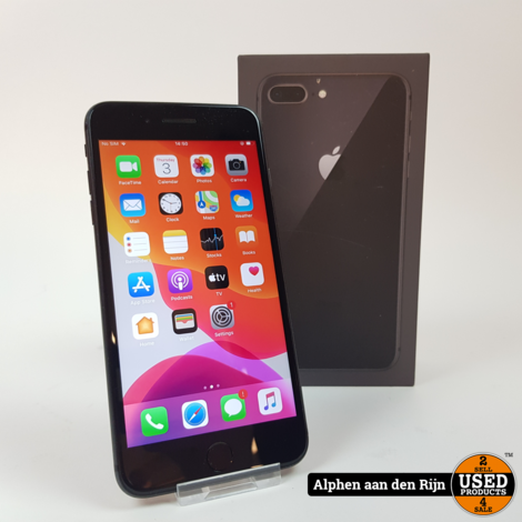 Apple iPhone 8 Plus 64gb Space gray 88%
