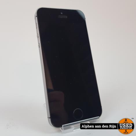 Apple iPhone SE 32gb Space gray 90%