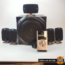 Logitech Z-5500 5.1 surround set -zonder ab-