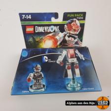 Lego 71210 Cyborg pack || €7.99