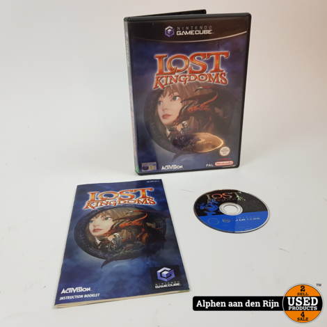 Lost Kingdoms Gamecube
