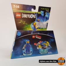 Lego 71214 Dimensions Fun Pack Benny