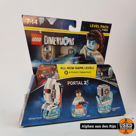 Lego 71203 Dimensions Level pack Portal 2