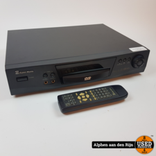 Cyberhome ALD5 DVD speler + AB + optical
