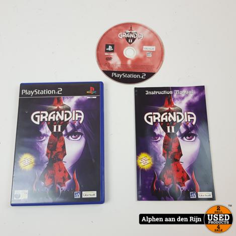 Grandia 2 ps2