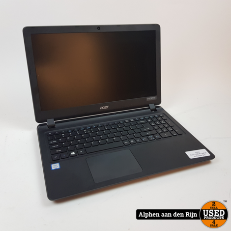 Acer EX2540 laptop