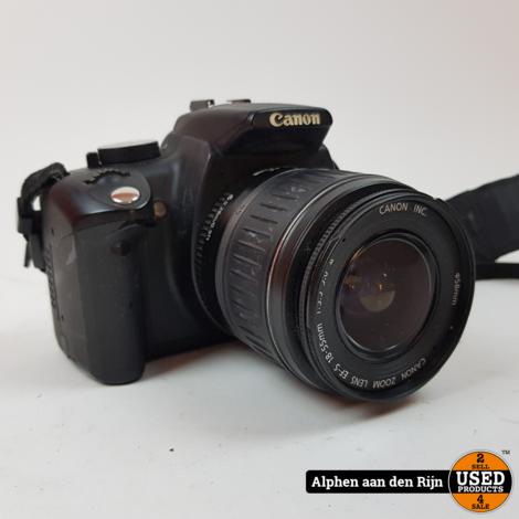 Canon EOS 350D Camera + tas