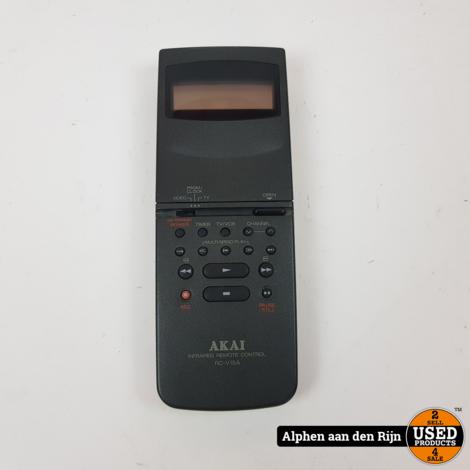 Akai VS-F11eoh videorecorder + AB