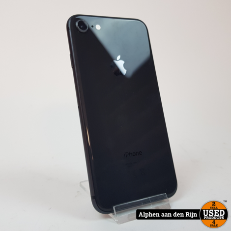 Apple iPhone 8 64gb space gray 97%